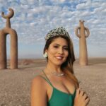 Camila Levipil – Modelo – Miss Emerald Arica – Chile