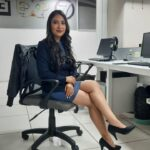 Maybaall Saucedo – Periodista – Reportera – Locutora – Guatemala