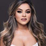 Simone Mohabir –  Beauty Queen Miss Galaxy – Canada